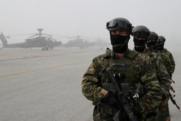 Căn cứ mới của Mỹ ở Hy Lạp đe dọa eo biển Thổ Nhĩ Kỳ
