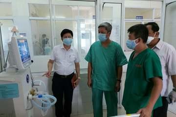 Đội ngũ y tế chi viện cho miền Trung mong muốn hết dịch mới trở về