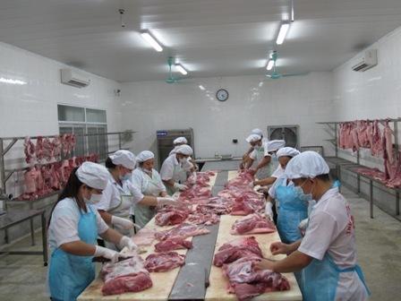 Người bán cả gia tài đầu tư vào công nghệ chế biến thịt tươi