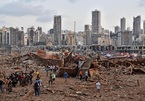Vụ nổ kinh hoàng tại cảng Beirut: Thủ tướng Lebanon chỉ ra nguyên nhân ban đầu