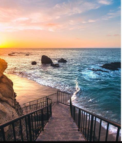 10 bãi biển đẹp nín thở được 'ghé thăm' nhiều trên Instagram