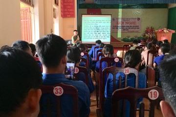 Tuyên Quang: Huyện Hàm Yên tổ chức hội nghị tuyên truyền phòng, chống mua bán người
