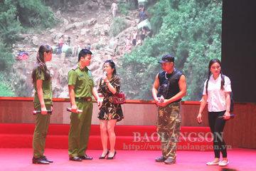 Lạng Sơn: Đa dạng hình thức tuyên truyền phòng, chống mua bán người