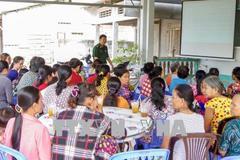 Đắk Lắk: Nhiều hình thức tuyên truyền pháp luật phòng, chống mua bán người