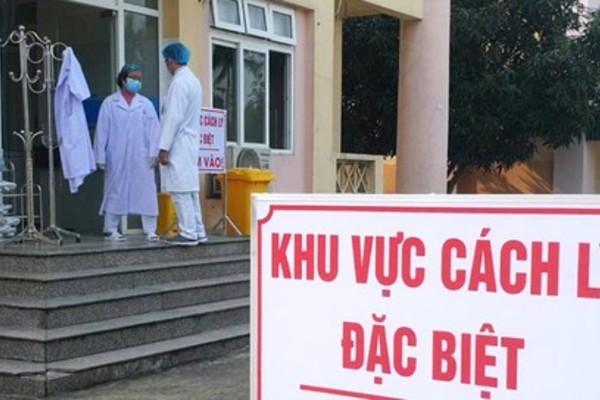 Nghệ An cách ly giáo viên tiếng Anh trở về từ Đà Nẵng có triệu chứng đau họng, khó thở