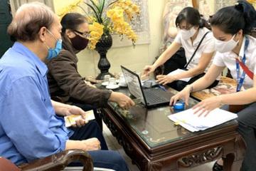 TP.HCM: Trả lương hưu tận tay cho người cao tuổi ở nhà