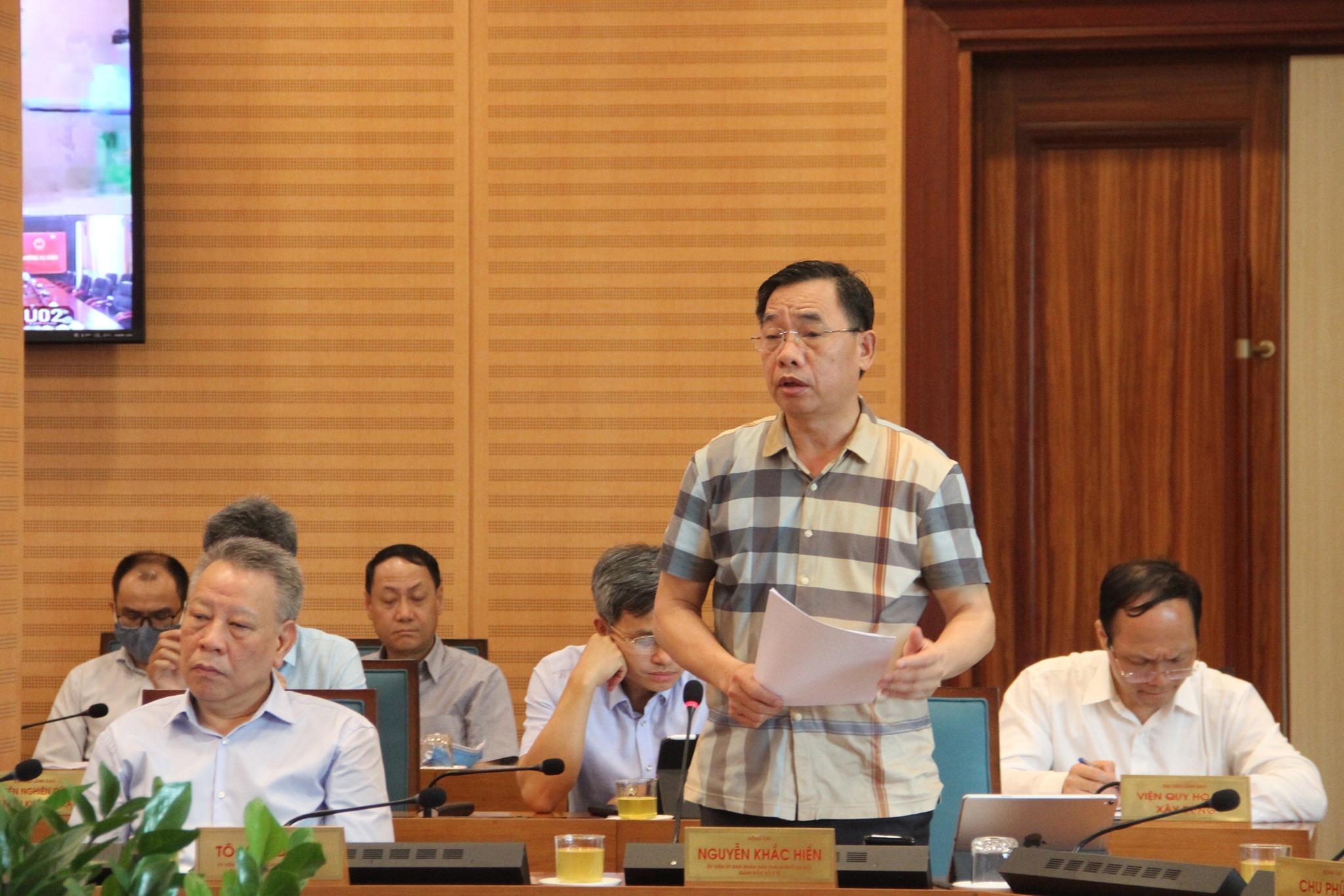 Sau ca mới mắc Covid-19 ở Hà Nội, GĐ Sở Y tế lưu ý hai đối tượng đặc biệt