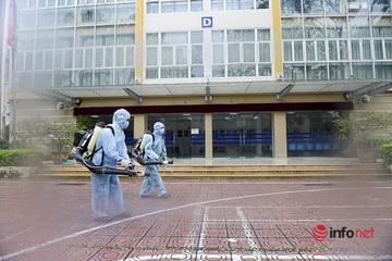 Làm sạch các điểm thi tốt nghiệp THPT tại Hà Nội, đảm bảo an toàn cho thí sinh