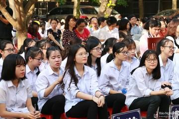 Sắp có điểm chuẩn vào lớp 10 các trường THPT tại Nghệ An
