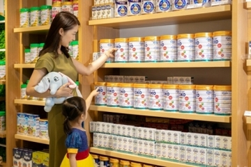 Giá trị thương hiệu hơn 2,4 tỷ USD, Vinamilk lọt nhóm 'top' 50 thương hiệu dẫn đầu Việt Nam