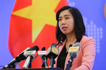 Người phát ngôn thông tin về Hội nghị Bộ trưởng Ngoại giao ASEAN 53