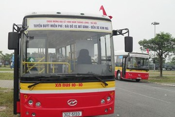 Nhân viên công ty xe buýt Hà Nội nhiễm Covid-19, khách đi xe có bị ảnh hưởng?