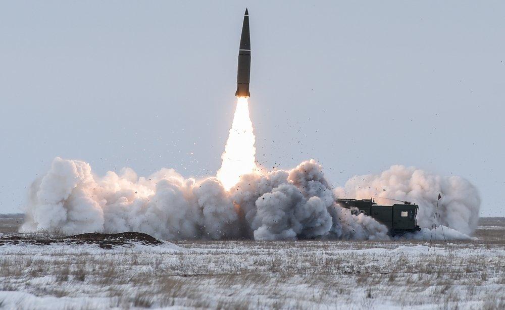 Nga tung video khoe 'cơ bắp' của tên lửa Iskander-M