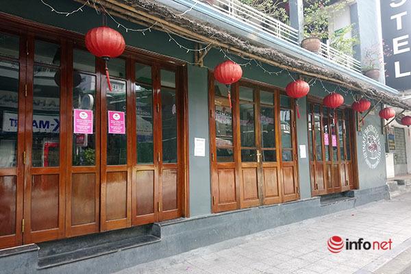 Huế: Không lệnh cấm, nhà hàng, quán sá sầm uất tự đóng cửa phòng dịch