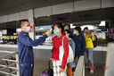 Hà Nội: Khử khuẩn toàn bộ phương tiện, hành khách phải đo thân nhiệt, đeo khẩu trang, khai báo y tế