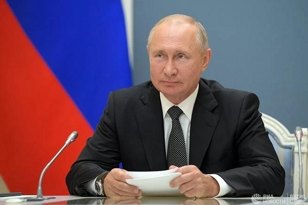 Ông Putin nêu các ưu tiên trong chính sách đối ngoại của Nga