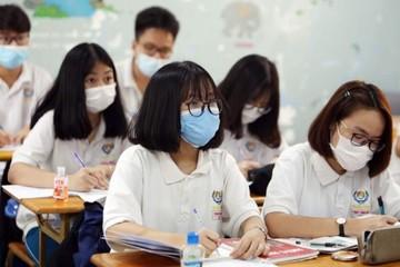 Một giáo viên là F1, Hà Nội chuyển 1 điểm thi, thay đổi cán bộ