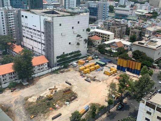Bộ Tài Nguyên và Môi trường bất ngờ dừng thanh tra hàng loạt dự án bất động sản