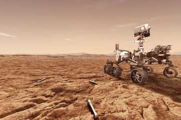 NASA đưa thiết bị chuyển CO2 thành oxy lên sao Hoả?