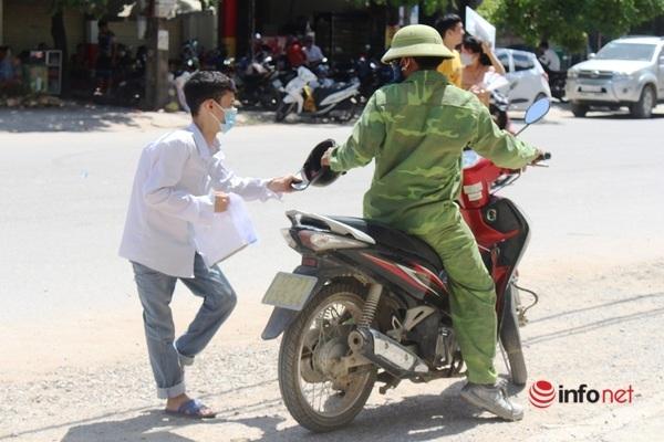 Thí sinh rời phòng thi sớm ở Nghệ An: Đề không khó, có tính phân loại cao