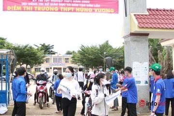 Kỳ thi đặc biệt tại Đắk Lắk: Thuê người nấu ăn cho thí sinh