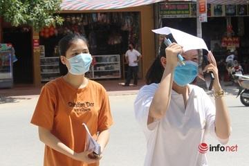 Nắng nóng diện rộng ngày 10/8, thí sinh thi tốt nghiệp THPT lưu ý bảo vệ sức khỏe