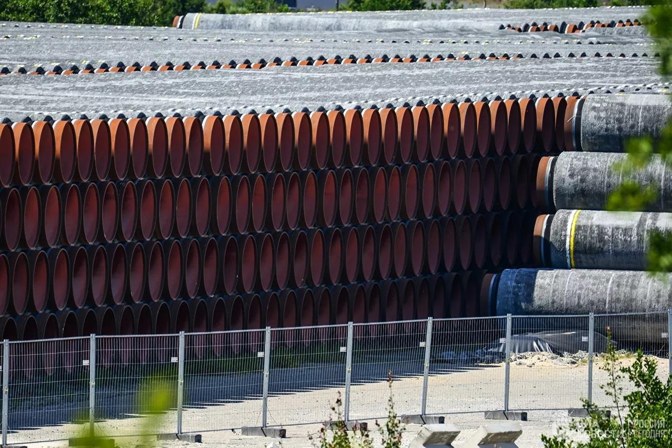Nord Stream 2 trở thành trung tâm của cuộc đối đầu giữa Mỹ và Đức