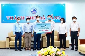VietinBank ủng hộ Đà Nẵng, Quảng Nam 10 tỷ đồng chống dịch