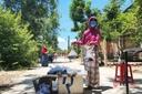 Quảng Nam: Thịt, trứng, sữa cung cấp đủ, người dân yên lòng trong thôn cách ly