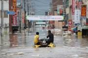 Hàn Quốc ghi nhận số người chết vì mưa lũ nhiều nhất trong 10 năm