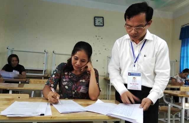 đáp án môn thi thpt quốc gia 2020 chính thức Bộ GD&ĐT