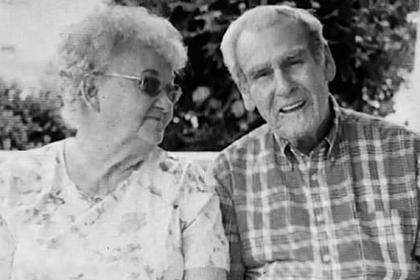 Cảm động đôi vợ chồng kết hôn 70 năm qua đời cách nhau ít phút