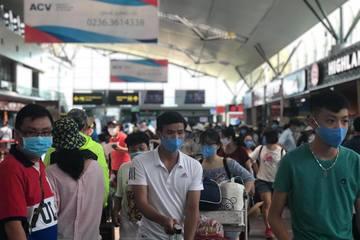 Từ ngày mai, hơn 1.400 khách mắc kẹt ở Đà Nẵng được trở về nhà