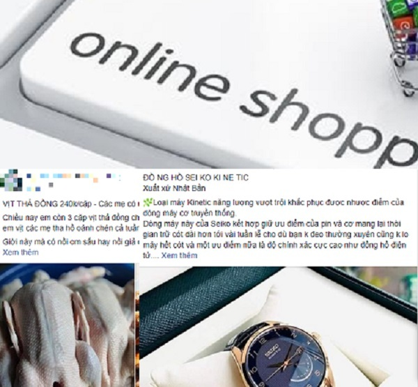 thuế thu nhập cá nhân từ bán hàng online