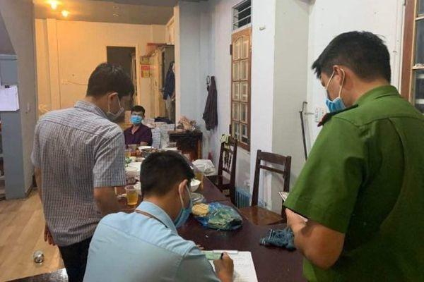 Đắk Lắk: Tổ chức ăn uống hát hò tại công ty xổ số khi đang cách ly xã hội