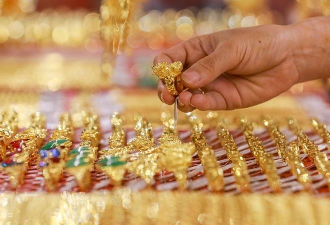giá vàng hôm nay giảm bao nhiêu