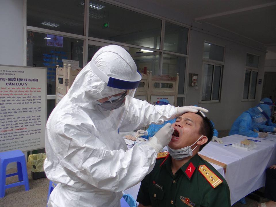 Lịch trình di chuyển của bệnh nhân dương tính nCoV mới tại Hà Nội
