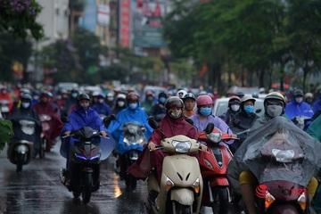 Nắng nóng trở lại Đà Nẵng – Bình Thuận, cả nước ngày nắng, đêm mưa rải rác
