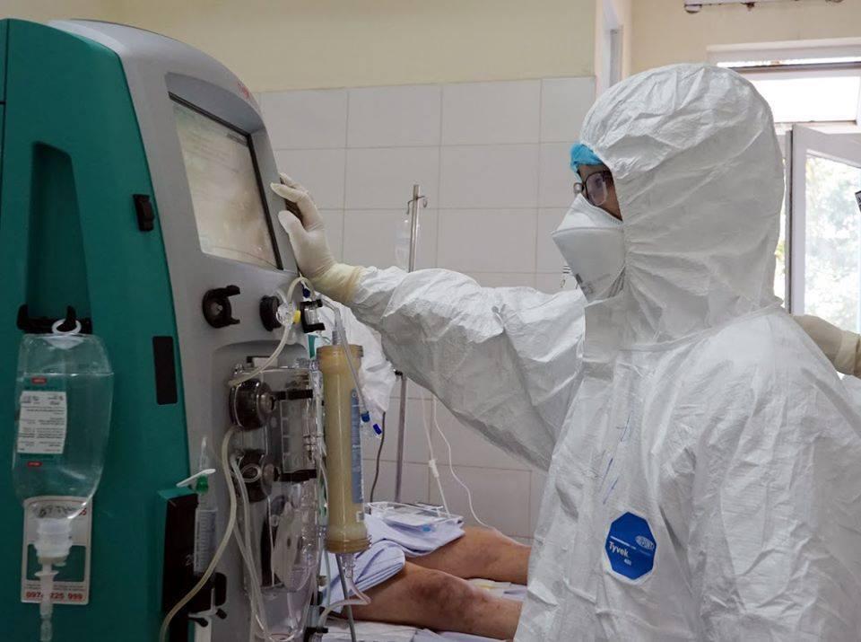 15 bệnh nhân Covid-19 nặng, chạy ECMO, tiên lượng tử vong cao