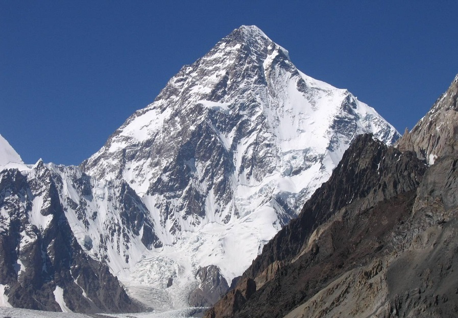 {núi cao nhất thế giới}