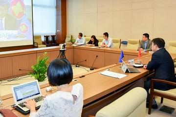 Việt Nam ca ngợi sự hỗ trợ của Canada giúp ASEAN chống dịch Covid-19