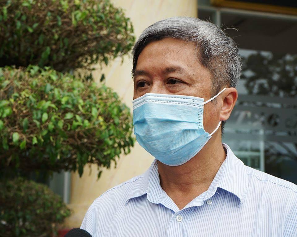PGS Nguyễn Trường Sơn: Các bệnh nhân Covid-19 nặng ở Đà Nẵng khác BN 91 rất nhiều