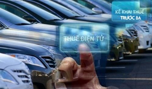 Hà Tĩnh: Toàn tỉnh triển khai thực hiện nộp lệ phí trước bạ điện tử ô tô, xe máy