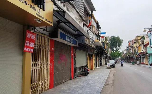 nhà mặt phố Hà Nội