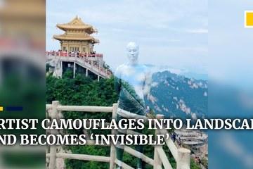 Người 'tàng hình' ở Trung Quốc
