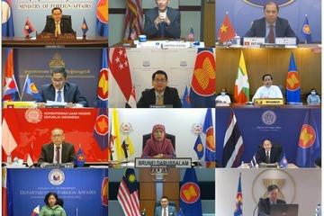 Mỹ - ASEAN tiếp tục tăng cường quan hệ đối tác chiến lược