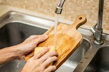 Những sai lầm khi sử dụng thớt có thể rước bệnh vào thân