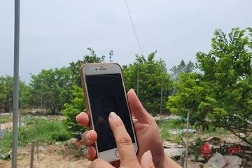 Nông dân Hà Tĩnh: Áp dụng công nghệ tưới nước tự động giải phóng sức lao động