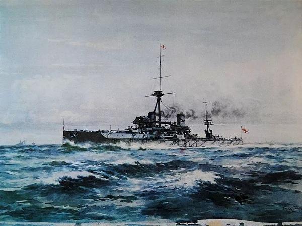 Những con tàu chiến huyền thoại làm thay đổi hải quân thế giới
