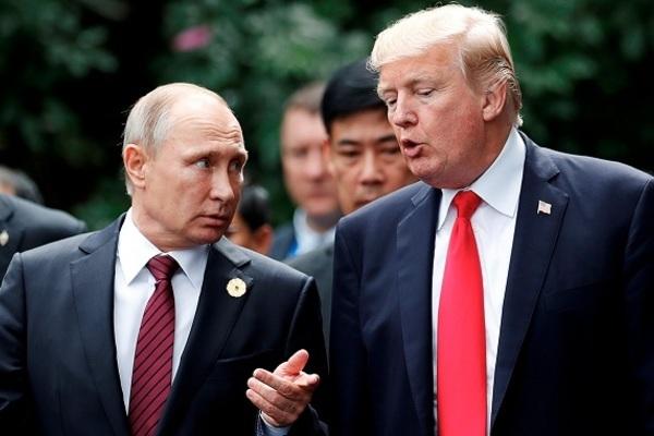 Nhà Trắng muốn ký thỏa thuận kiểm soát vũ khí hạt nhân với ông Putin trên đất Mỹ